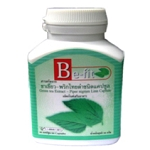 Be-Fit Green Tea and Black Pepper slimming capsules