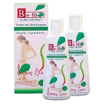 Be-Fit Herbal Green tea & Black papper slimming lotion