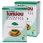 Mulberry tea, 30 big teabags (2.2 grams)