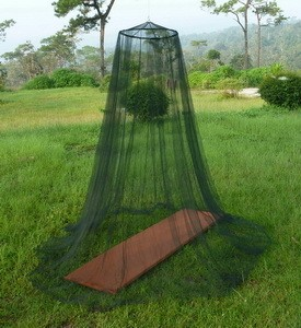 Mosquito Circular Bed Net (Treated with EPA approved Insect Shield®)