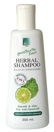 Anti-Dandruff Herbal Shampoo/Conditioner