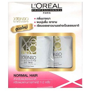 L'Oreal x-tenso Straightener Set for Natural/Normal Hair