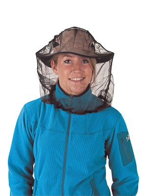 Insect/Mosquito Head Net (Treated with EPA approved Insect Shield® )